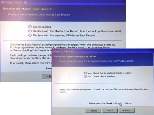 17.master boot ja system verify