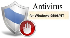 1.antivirus for win98