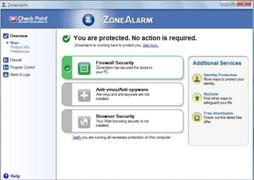4.zonealarm free