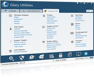 1.Glary Utilities